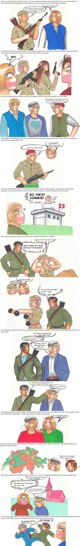 APH: Switzerland's Army by Cadaska on DeviantArt