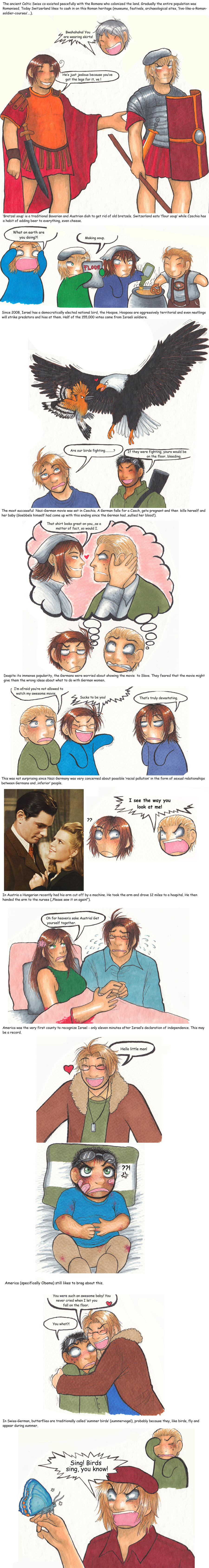 APH: The more you know by Cadaska