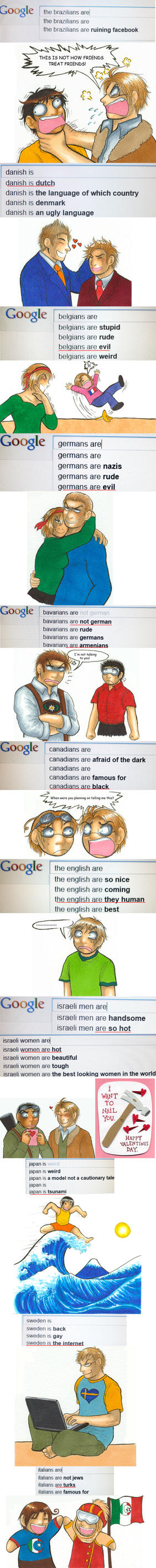 APH: Google knows best by Cadaska