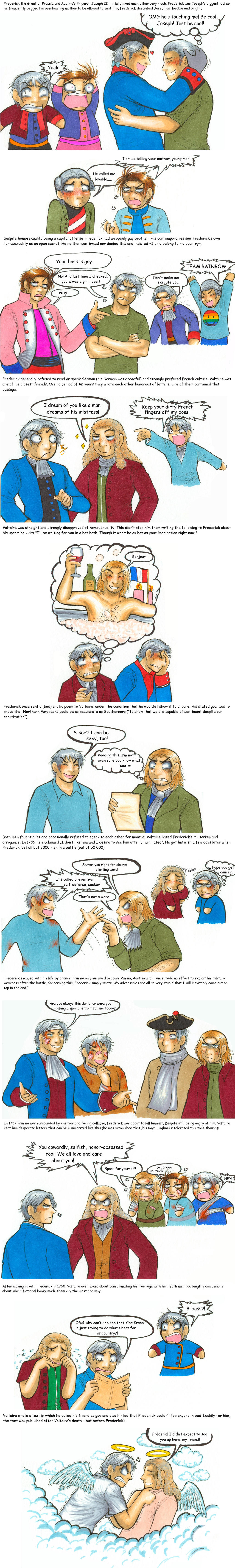 APH: Our embarrassing bosses by Cadaska