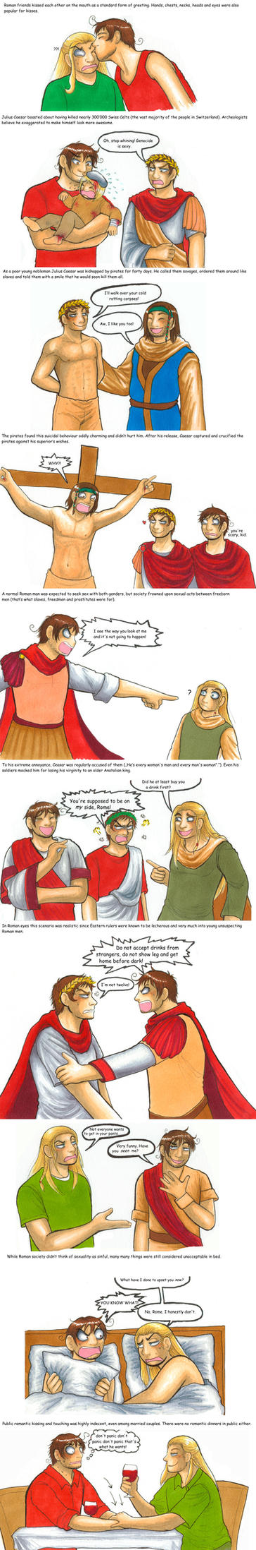 APH: Romans Are Crazy by Cadaska