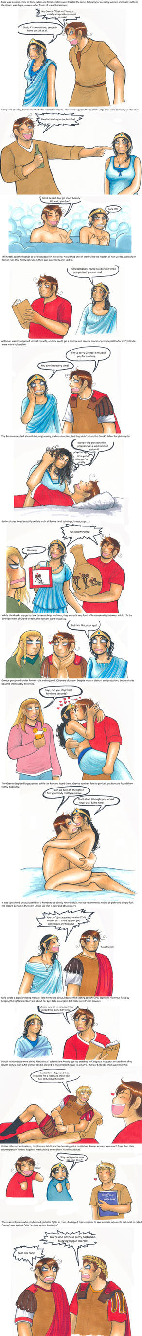 APH: Rome and Greece by Cadaska