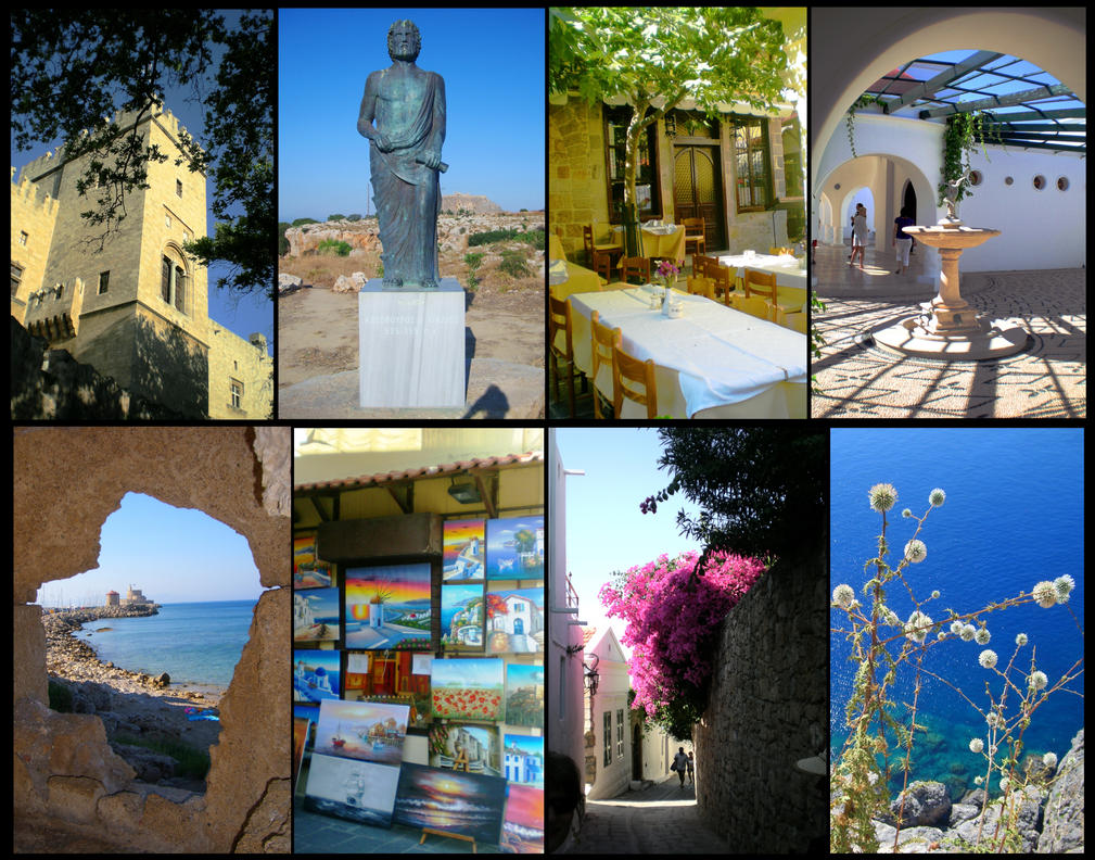 More Greece by Cadaska