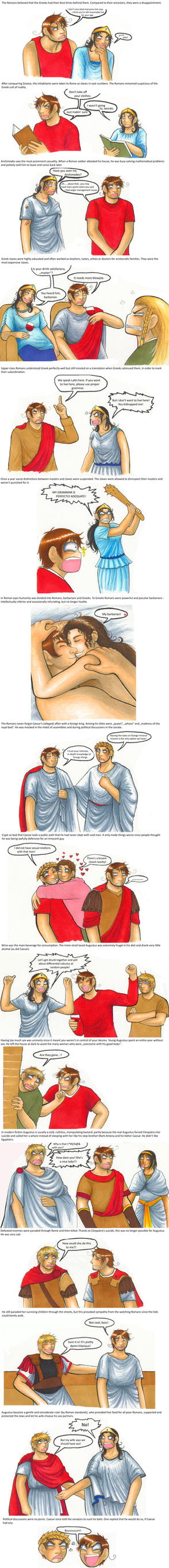 APH: More Rome and Greece by Cadaska