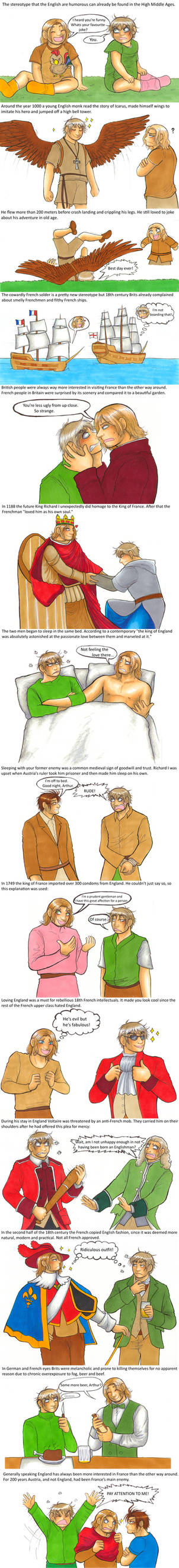 APH: France and England