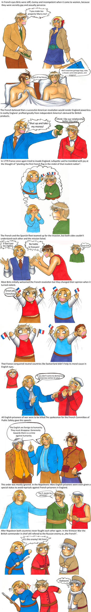 France and England (1776-1860)