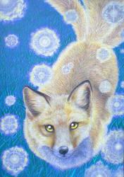 Kitsune by Cadaska