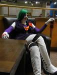 Gangs of Gotham Joker Cosplay