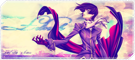 Firma Lelouch Lamperouge by MisakiAmour
