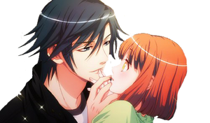 Render Ichinose x Haruka