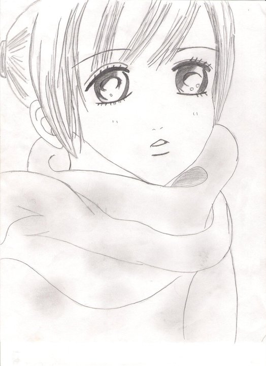 Mis Dibujos Personajes De Anime