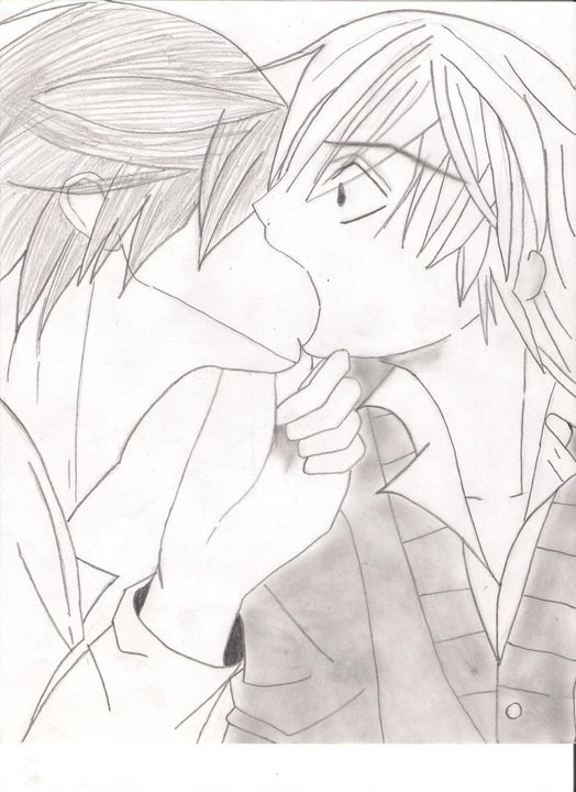 Mis Dibujos [Personajes de Anime]