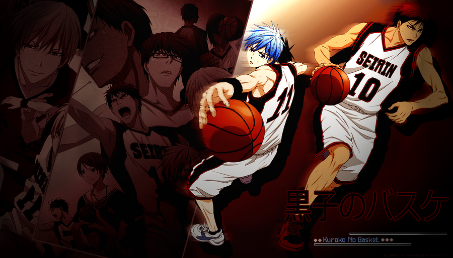 Kuroko No Basket Wallpaper Original Ver By MisakiAmour