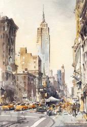 NYC-by-tony-belobrajdic by artiscon