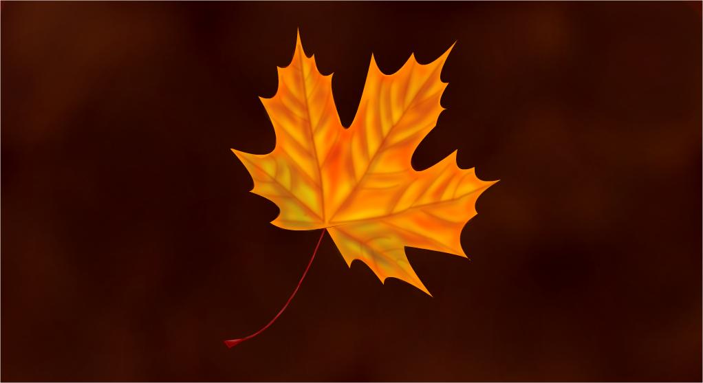 Single Leaf by shellfish101