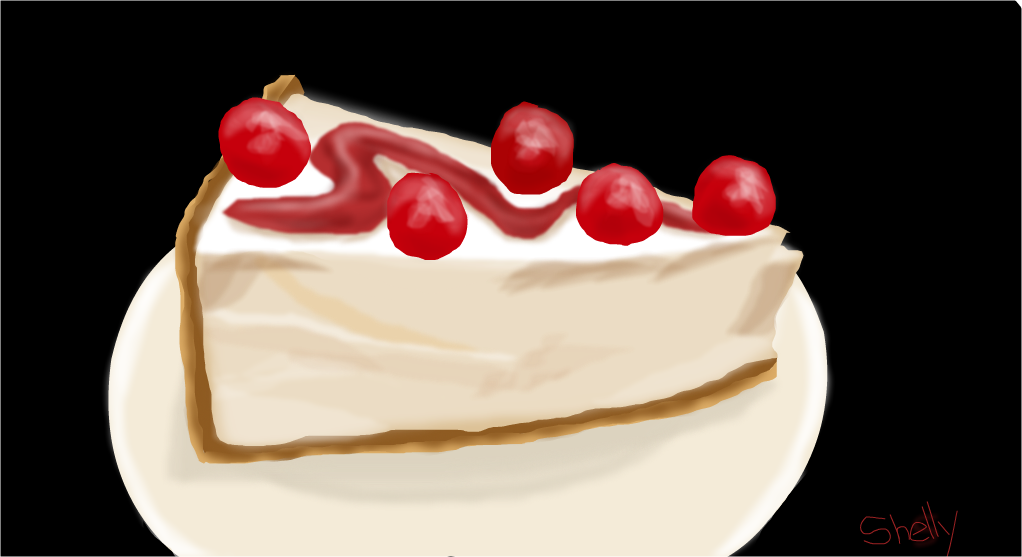 Cheesecake by shellfish101