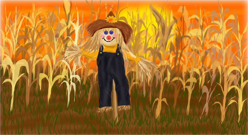 Scarecrow by shellfish101