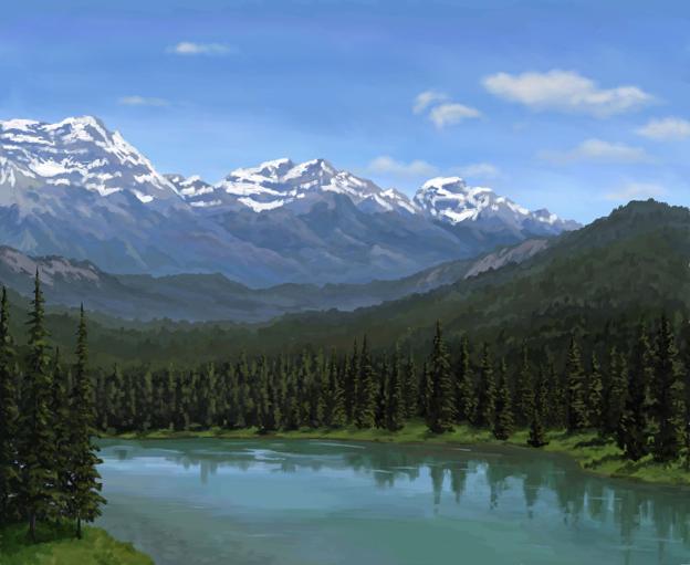 Banff by Choedan-Kal