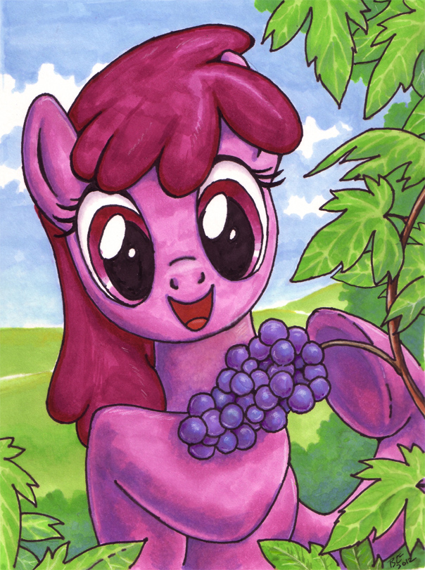 Berry Punch by Choedan-Kal