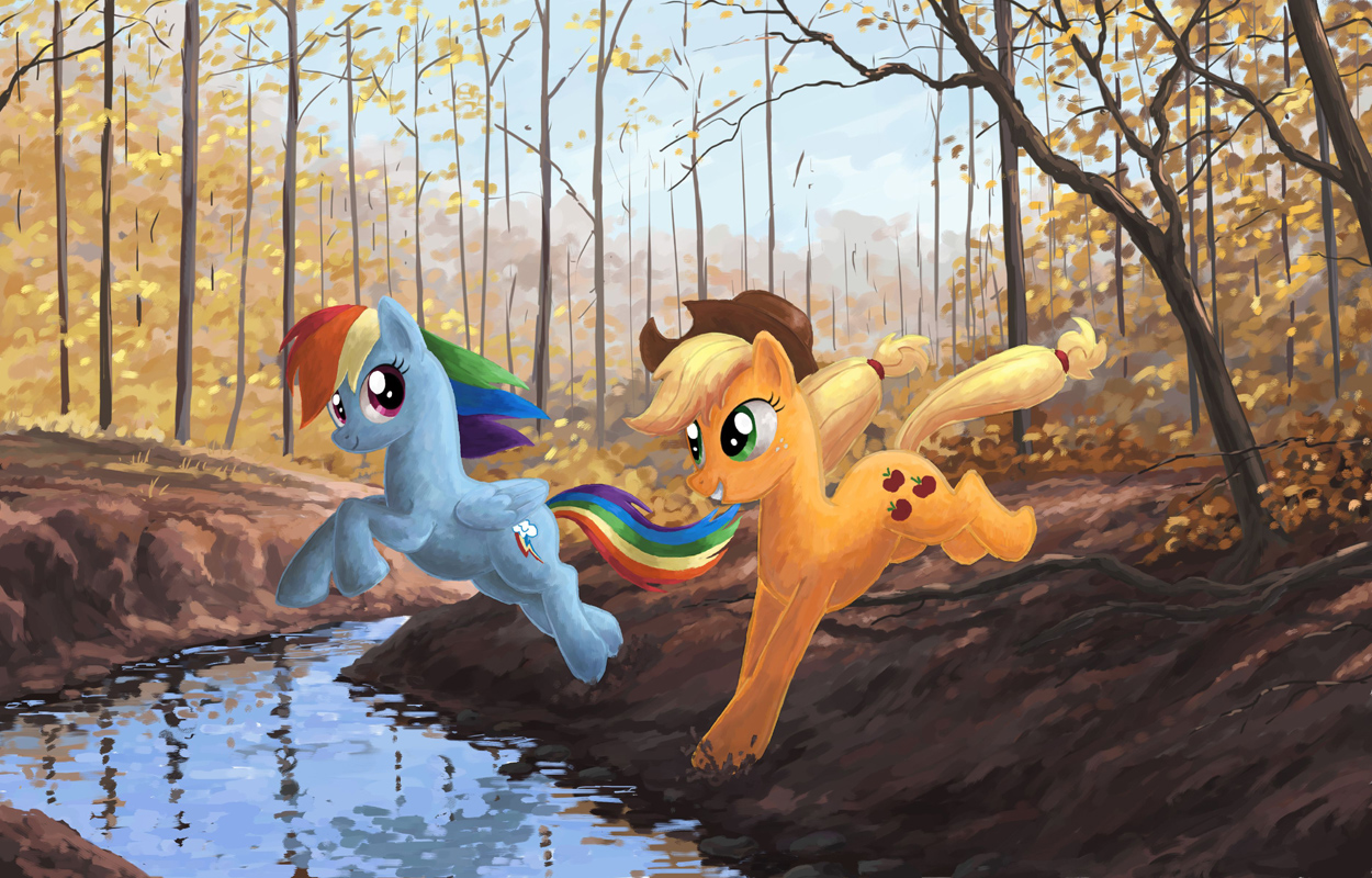 Fall Weather Friends | My Little Pony Friendship is Magic Wiki ...