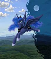 Princess of the Night by Choedan-Kal