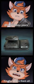 90's Vixen