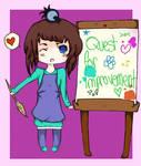 QuestForImprovement Entry by LtBeffany