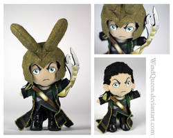 Join Loki's army by WindQueen