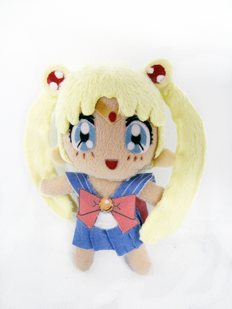 SailorMoon Mini Plush by WindQueen