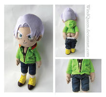 Trunks plush! by WindQueen