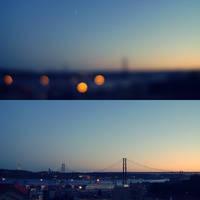 the night in lisbon. by Ritiinhaa
