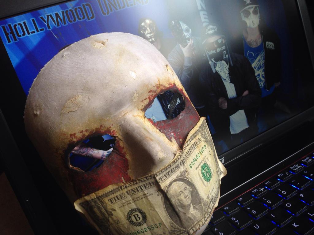 hollywood undead mask j dog wwwimgkidcom the image