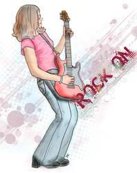 Rockin....