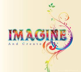 Imagine by blissart