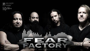 Fear Factory - Rainmeter Theme by DS-Productions