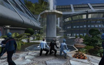 Star Fleet Academy by bankruptstudios