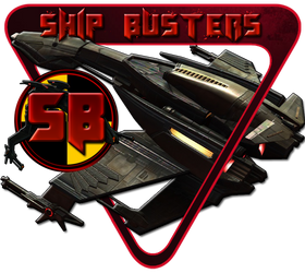 Ship Busters Klingon LOGO 2 by bankruptstudios