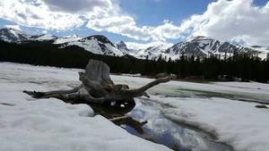 Winter - Brainard Lake Colorado