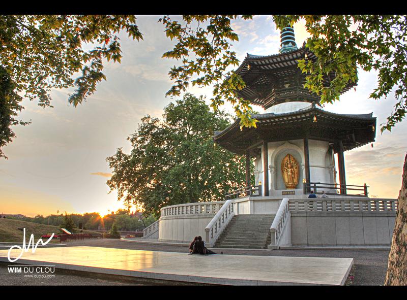 Battersea Park, London - 5 by wimduclou