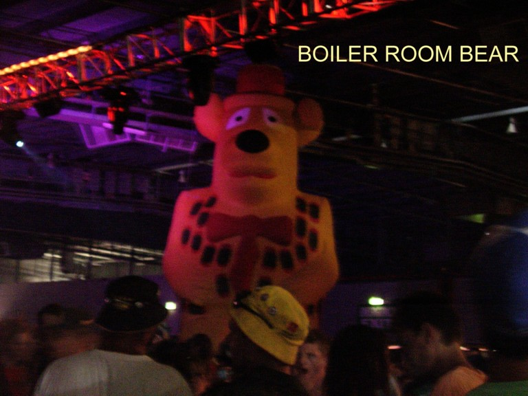 Boiler Room Everyone Loves The Sunshine