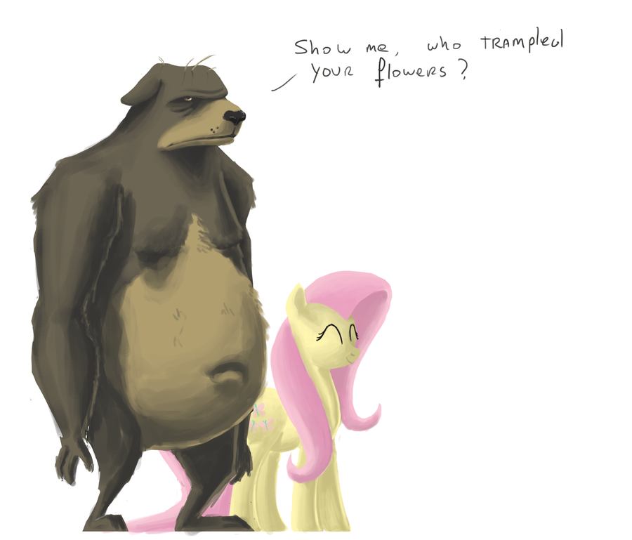 Bear.png by FiddleArts