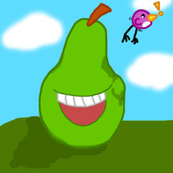 Watch out for that PEAR
