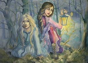 By night by Vasylissa