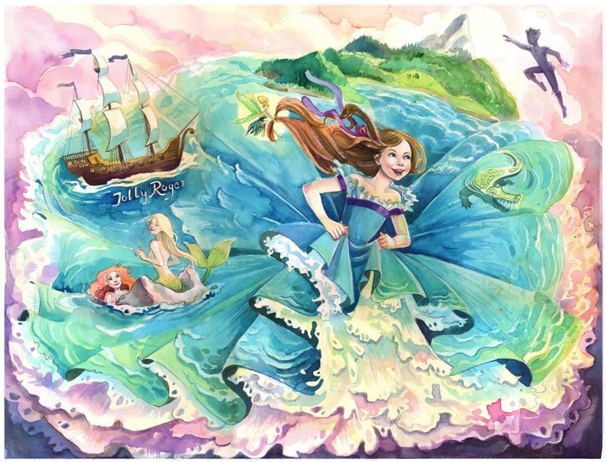 Neverland forever! by Vasylissa