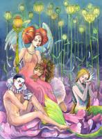 Land of Forgotten Dreams by Vasylissa