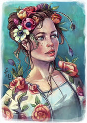 Vernal by Vasylissa