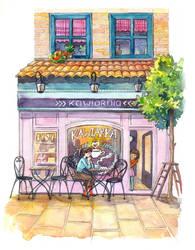 Coffee Shop by Vasylissa