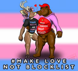 Make Love Not Blocklist 2 by smartwhitefang