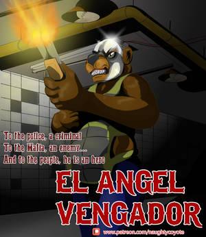 EL ANGEL VENGADOR COMIC