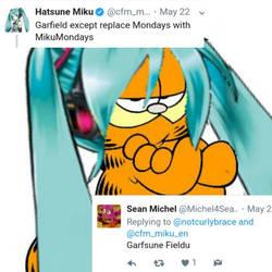 first day back on twittr be like by Garfieldfan22